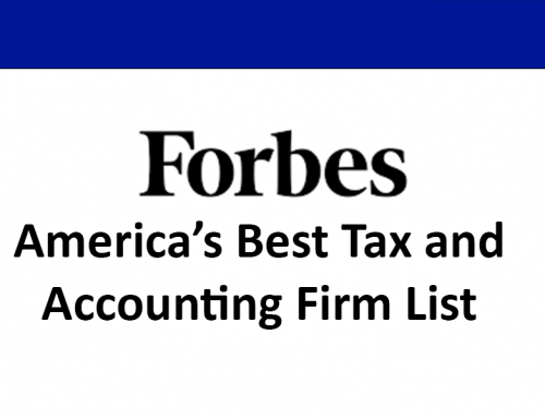 34 CICPAC Member Firms Named to Forbes America's Best Tax and Accounting Firms List