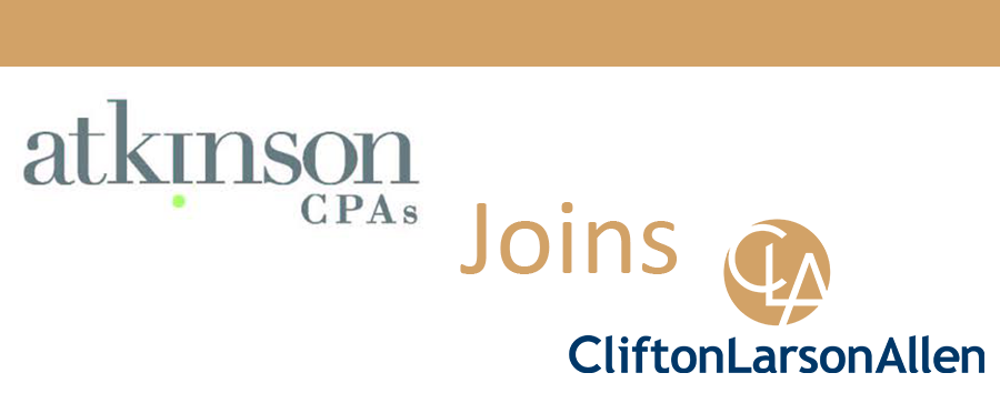 Atkinson CPAs joins CLA